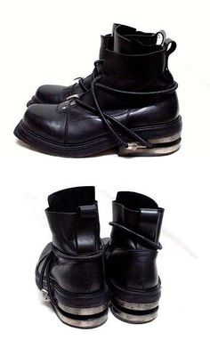 Dirk Bikkembergs boots