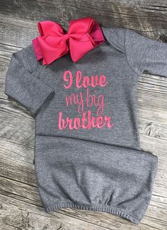 Baby Girl Coming Home Outfit Bow Headband Monogrammed