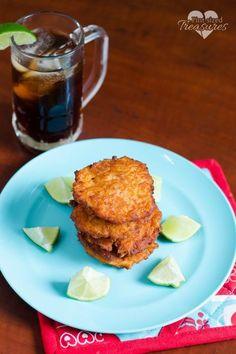 Simple Tuna Croquette Recipe