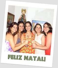 Equipe Cinco Natal 2011!