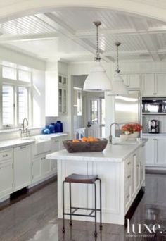 Islands Lights And Kitchens On Pinterest