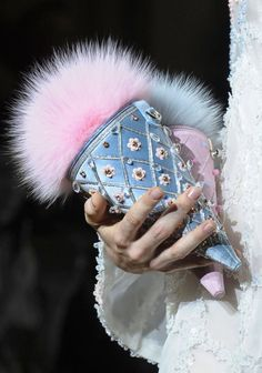 Ulyana Sergeenko Haute Couture Fall 2015