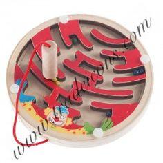 ΜΠΟΜΠΟΝΙΕΡΑ ΒΑΠΤΙΣΗΣ ΞΥΛΙΝΟ ΠΑΙΧΝΙΔΙ ΜΕ ΜΑΓΝΗΤΗ 14044 Cookie Cutters