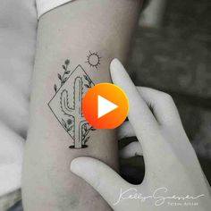 The best cactus tattoos by top tattoo artists from around the world plus the meaning and symbolism behind them. Minimal Makeup Look, Cactus Tattoo, Top Tattoos, Arm Tattoo, Tattoo Artists, Makeup Looks, Symbols, Good Things, Arm Tattoos