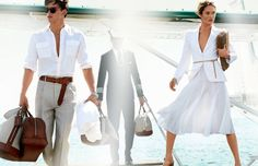 Michael Kors ad advertisiment campaign spring-summer - Michael Kors' 'Passport to Glamour' 111