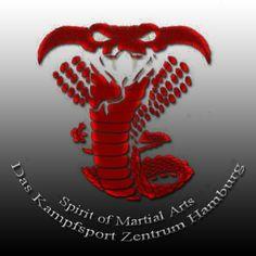 Unser neues Logo Muay Thai, Karate, Mma, Spirited Art, Martial Arts, Spiderman, Disney Characters, Fictional Characters, Superhero