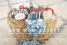 Elegant New Mother Gift Baskets