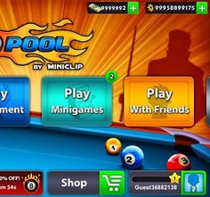 8 Ball Pool - Generator for generating Coins and Cash Miniclip Pool, Swimming Pool Toys, Billard 8 Pool, 8 Pool Coins, Pool Hacks, Pool Cues, Pool Table, Pool Designs, Kids And Parenting