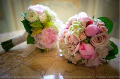 Tuscania Events bridal bouquet