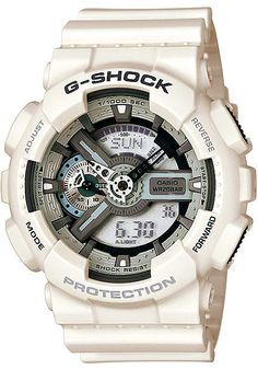 G-Shock. My favorite brand of watch. You will never catch me not wearing a watch.