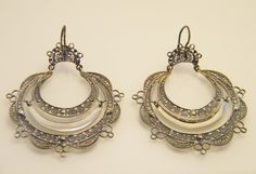 Antique filigree 925 sterling silver  2 Viana's by LoveofFiligree, $120.00