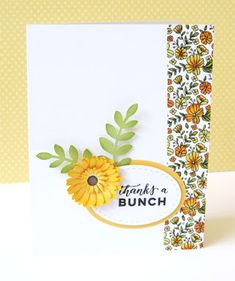 Lisa's Creative Corner: May Project Kit - Heartfelt Thanks Boxed Card Kit