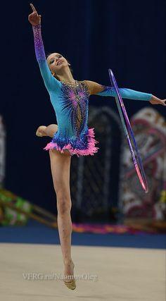 Maria Sergeeva (Russia), junior; Tashkent 2015