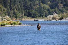 Rogue River. Oregon.