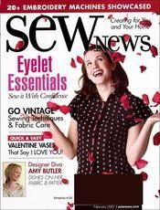 SEW NEWS Magazine Subscription Discount http://azfreebies.net/sew-news-magazine-subscription-discount/