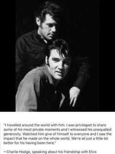 Elvis Presley Quotes, Elvis Quotes, Cute Meaningful Quotes, Elvis 68 Comeback Special, Memphis Mafia, Elvis Memorabilia, Youtube Songs, Opinion, Cant Help Falling In Love