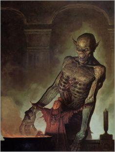 Fantasy Art of Brom Darkest artist of Fantasy Fantasy Kunst, Fantasy Rpg, Dark Fantasy Art, Dark Art, Gothic Horror, Arte Horror, Horror Art, Dcc Rpg, The Crow