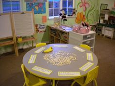 Bananagrams are perfect for letter recognition and learning to spell our names in Preschool/Kindergarten