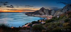 Where the mountains meet the sea - blog post and HDR panorama photography tips