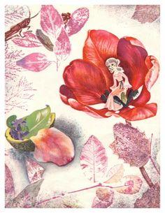 Thumbelina by N. Kuznetsova - Children's book