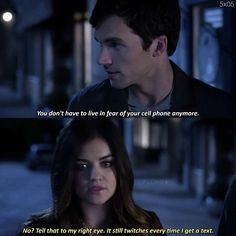"#PLL 5x05 ""Miss Me x 100"" - Ezra and Aria"