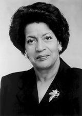 Myrlie Evers-Williams (born March 17, 1933) is a civil rights activist and journalist who worked tirelessly to seek justice for the murder of her well-known civil rights activist husband Medgar Evers in 1963. In addition, Myrlie Evers-Williams ran for the U.S. House of Representatives from California, actively participated in and became chairwoman of the NAACP, and published several books on topics related to civil rights and her husband's legacy.