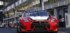 MRS GT-Racing - Nissan GT-R NISMO - ADAC GT Masters-Team - ADAC Motorsport 2015