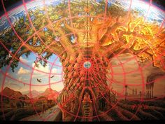 The Akashic Records Tree of  Soul Consciousness = Posted on 27 April 2010 by teza .   We are in the field of our souls merging to the Divine, this has been happening for eons of time, we have come into this era of physical and spiritual connection...