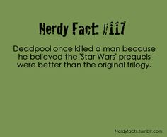 Completely justifiable, no court would find Deadpool guilty.