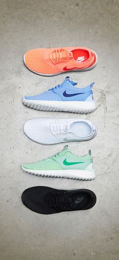 A must-have kick in multiple colors — Nike Juvenate. Dominace: A dominant picture/ image of the 'Must Have', it will capture the attention of the reader.