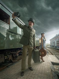 worlds first selfie :) by Adrian Sommeling on 500px