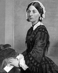 Florence Nightingale (1820 – 1910) Enfermera, escritora y estadístia británica, es considerada precursora de la enfermería profesional moderna a partir del establecimiento, en 1860, de su escuela de enfermería en el hospital Saint Thomas de Londres. Aplicó sus conocimientos de estadística a la epidemiología y a la estadística sanitaria. #DíaMujeryCiencia