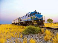 Desert Express – Jewel of Namibia - togreise i Afrika Namib Desert, Train Journey, Adventure Activities, The Dunes, Train Travel, Safari, Africa, Jewel, Paul Theroux