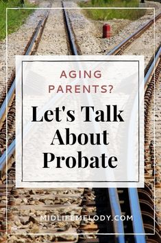 If you have aging parents, educate yourself about the probate process now. Learn how to avoid probate by these simple steps. parenting Your Aging Parents: What is Probate? When Someone Dies, Preparing For Retirement, Funeral Planning, Aging Parents, End Of Life, Life Plan, Leighton Meester, Senior Living, Inevitable
