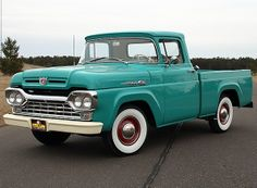 1960 Ford F-150 pickup