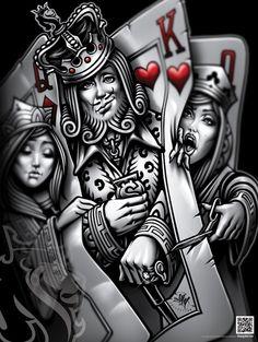 OGABEL.COM - KingPin Poster, $9.95 (http://www.shopogabel.com/kingpin-poster/)
