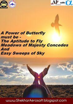Aptitude to Fly