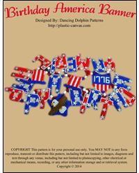 Birthday America Banner