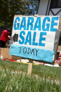 5 Ways to be successful when yard saling - A How To Yardsale Post