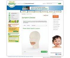 Check out Dr. Meilink's profile on MouthHealthy.org, then click over to the #Dental symptom checker from @ADAMouthHealthy