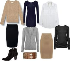 """winter office wear"" by corrie881 on Polyvore"