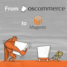 Why and How to Migrate from osCommerce to Magento [Infographic]