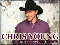 Chris Young what a voice
