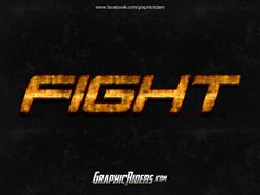 Action style – Fight