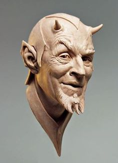 Lucifer's Lawyer Sculptor: Tim Bruckner
