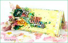 Где живут мечты...: Весенний конверт для молодых.)