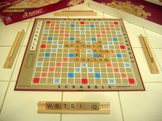 Marcus, Sarah, and Miriam also shared a love for popcorn and scrabble.  ADoW page 487