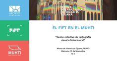 HOY INVITADOS A CARTOGRAFÍA VISUAL E HISTORIA ORAL A partir de las 4:00 de la tarde se estarán recibiendo y digitalizando fotografías de los 60s y 70s en el Museo de Historia de Tijuana.   La idea es que participes con una foto familiar de estas décadas (o de otras) en una instalación colectiva sobre la historia de la ciudad.  #FiFT