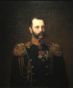 Alexander II by Alexei Harlamov (1874, GIM).jpg