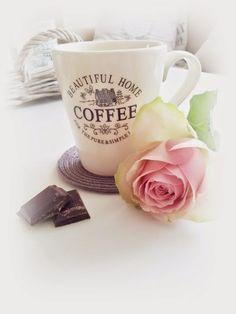 Enjoying some coffee